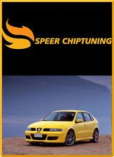 Echtes Chiptuning für alle Seat Leon 1.8 T 1M OBD-Kennfeldoptimierung DIY-Tuning