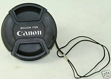 67mm 67 Lens cap for Canon 17-85mm 17-85 24-85mm 18-135mm cover with cap holder