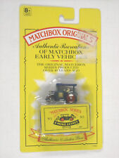 Matchbox #1 Road Roller new in package