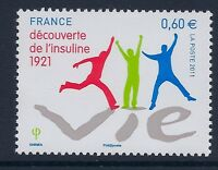 France 2011 - Art Life - MNH