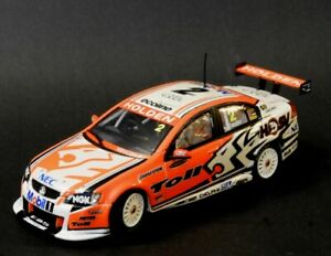 1:43 Classic Carlectables Holden Racing Team HRT 2009 VE V8 Supercars Tander #2
