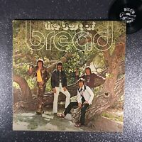 THE BEST OF BREAD (K42115) • A1B1 PRESS! • LP Vinyl Record • VG+/EX-
