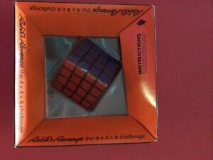 Vintage 1980's Ideal Rubik's Cube REVENGE Puzzle #2183-2  NIB