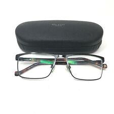 Hackett Oxford Glasses Frames Black Full Rim Eyeglasses Spectacles Frame Only