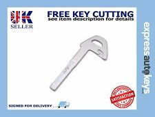 Jaguar XF XK Remote Key Blade Cut to your car! Guaranteed to fit!