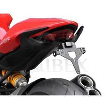Ducati Monster 821 14-16 Kennzeichenhalter Kennzeichträger IBEX