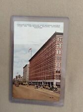 Eaton's, T. Eaton Co. Ltd - Postcard - Portage Avenue 1920's