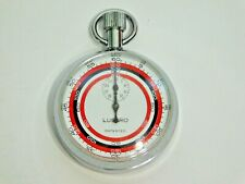 Lustro Stopwatch One Button Switzerland Swiss Watch