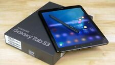 SAMSUNG Galaxy Tab S3 32GB Wi-Fi w. S Pen SM-T820 in Box - Black
