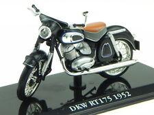 DKW RT175 1952 Classic Superbike Motorrad Modell 4658120 Atlas 1:24