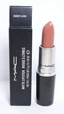 MAC Matte Lipstick - HONEYLOVE - 100% Authentic BNIB -Read Description