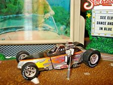 100% HOT WHEELS REAR ENGINE DRAGSTER LIMITED EDITION 1/64