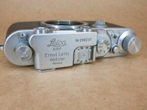 Leitz Leica IIIb Rangefinder Body - 1938/9