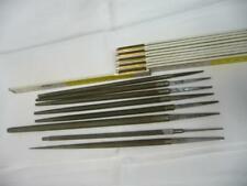 9955.  Konvolut Feilen Feile F. Dick Werkzeug Markenfeilen Swiss