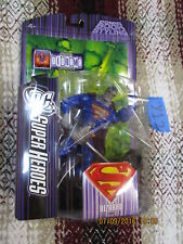 Y12 DC Super Heroes Lot BIZARRO PURPLE CARD VARIANT S3 Select Sculpt Series dcuc