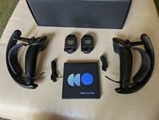 More details for valve index controllers with cables and wrist straps included - used