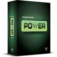 Waves Power Pack Bundle 10 Plugins AAX Native TDM SoundGrid VST AU - LICENSE
