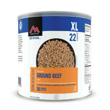 Mountain House Ground Beef Survival and Emergency Food - 28.2oz