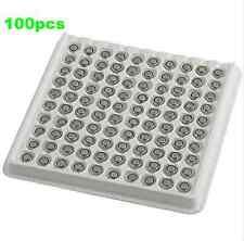 100pcs AG4 377A 377 LR626 SR66 G4 LR66 1.5V Bulk Alkaline Button Battery Watche