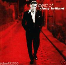 CD audio.../...DANY BRILLANT.../....BEST OF....