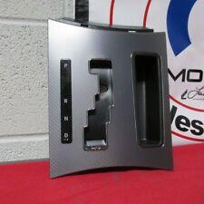 DODGE Charger Shifter Bezel Woven Micro Aluminium NEW MOPAR OEM