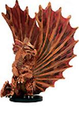 D&D miniature DRAGO IN OTTONE 14/60 R Dragoneye