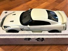 1/12 Autoart Nissan R35 GTR Pearl White Free Shipping/ MR BBR Frontiart