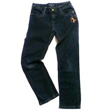 14 Size Youth Girls Jeans Baby Phat brand nice Embroider pockets -243-