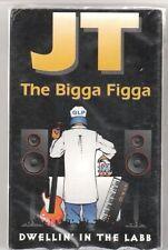 JT THE BIGGA FIGGA Dwellin' in the Labb Cassette Single RARE 90s Bay Area G-funk