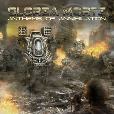 GLORIA MORTI - Anthems Of Annihilation  CD
