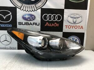 2017 2018 Kia Sportage Right Side Xenon Headlight Used Oem