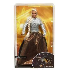 Disney Mme qui Poupée Barbie A Wrinkle in Time Signature Collection Oprah WINFR