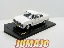 CVT45 voiture 1/43 IXO Salvat BRESIL CHEVROLET : C10 PICAPE 1980 pick-up