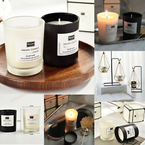 Soy Scented Candles Bun Candle 100% Hand Poured Soy Candle, Highly Scented New