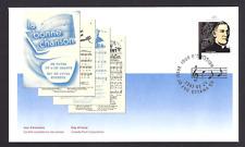 Canada  FDC   # 1637    Father  Charles Gadbois    1997    New Fresh Unaddressed