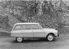 1970 CITROËN AMI 8 BREAK PRESSEBILD FACTORY PRESS PICTURE BILD PHOTO ORIGINAL