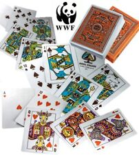 ANIMAL KINGDOM WWF THEORY11 - MAZZO DI CARTE - POKER / MAGIA - NUOVO