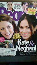 PEOPLE MAGAZINE ISSUE 02/12/2018 KATE & MEGHAN! INSIDE THEIR FRIENDSHIP..