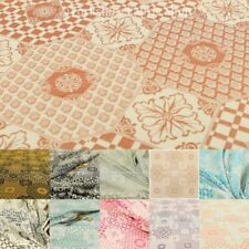 Chenille Upholstery Patchwork Craft Fabrics