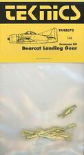 Teknics 1/48 Grumman F8F Bearcat Landing Gear Set #TK480790 New in Package