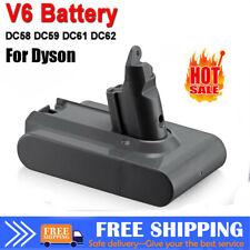 4.0Ah Battery Handheld For Dyson V6 SV03 SV05 SV06 SV09 DC58 DC59 DC61 DC72 UK
