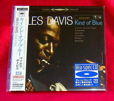 Miles Davis Kind Of Blue MINI LP BLU SPEC CD JAPAN SICP-20258