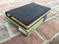 Genuine Leather ~ NASB Ultrathin Reference Bible ~ New American Standard Version
