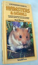 Book: A Pet Keeper's Guide to Hamsters & Gerbils by Alderton