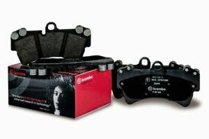 P23078 Brembo Set 4 Pads Brake Pads Front For Alfa 166 936 166 25 V6 24V