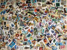 Bulk 500 Australia Used decimal Off Paper Stamps Kiloware