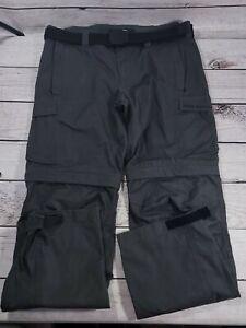 GRAY/Black Pants Men's Genuine BMW Motorrad Motorcycle Summer 3 U1