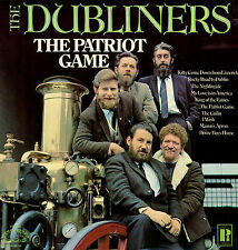 LP The Dubliners - The Patriot Game