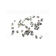 GENUINE IPHONE 7  INNER FULL SCREW SET + SILVER BOTTOM SCREWS REPAIR PART