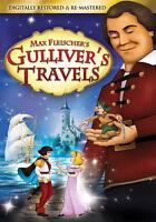 Max Fleischer's Gulliver's Travels (DVD,1939)
